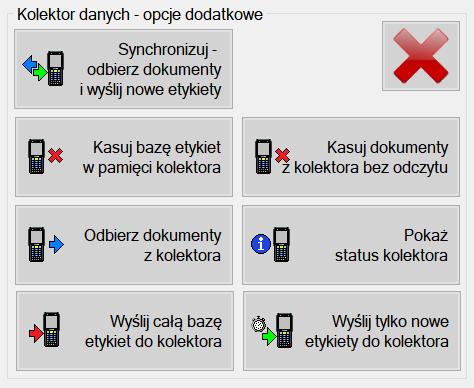 Komunikacja z kolektorem danych